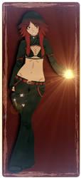 Asura Revamp by XEmoRainbowEaterX