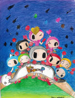 Happy 1st Anniversary Super Bomberman R! by explodingalien123
