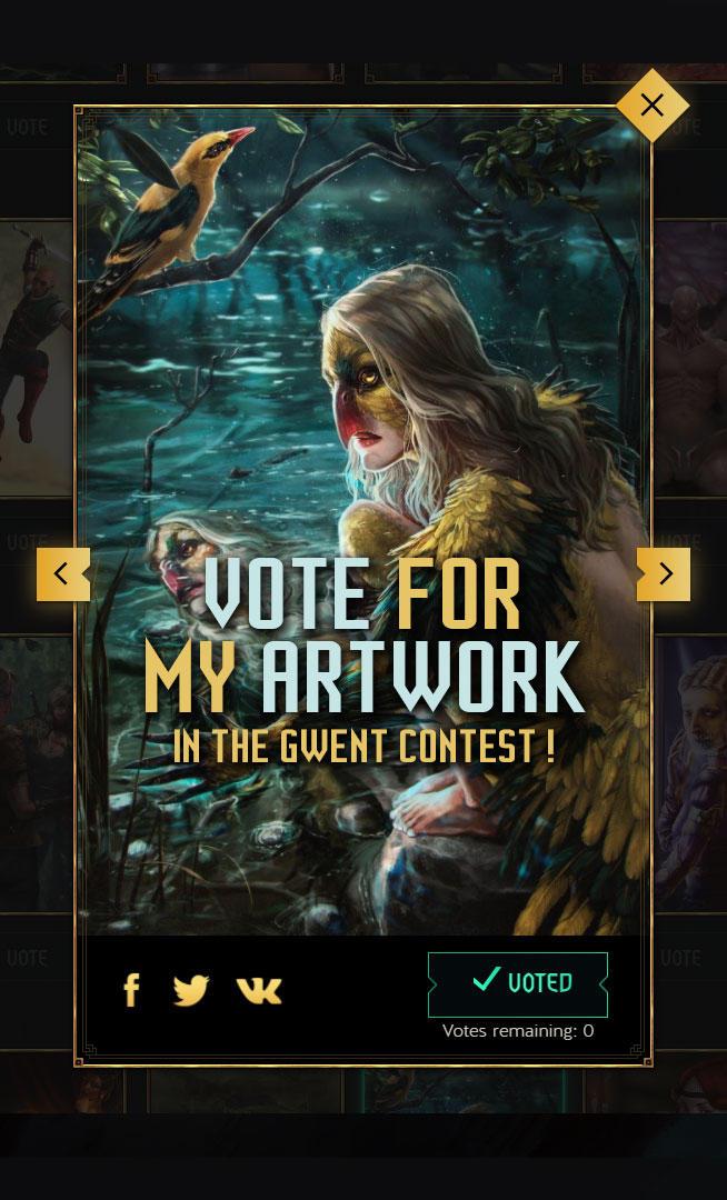 Vote2 by alexzappa