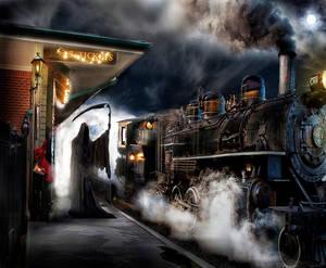 The Death Train by Datzun86