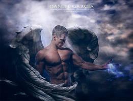 Archangel Zadkiel by Datzun86