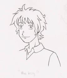 Boy inked by leeling18