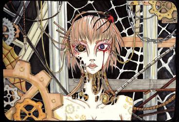 Clockwork -colored- by Lykanka