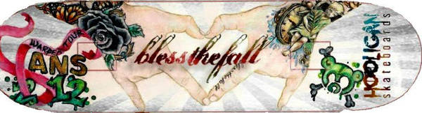 This is Blessthefall by Melanie02