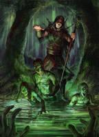 Necromancy by thegryph