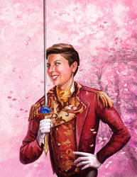 Sailor Sword Portrait by thegryph