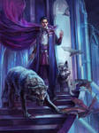 Vampire by thegryph