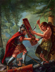 Roman Legion by thegryph
