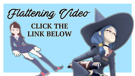 Little Witch Academia: Falling Flat by DistortingReality
