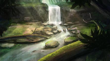 forest study by Sayta0