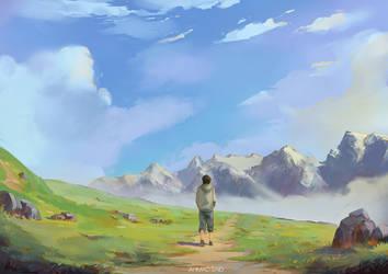 Path by Sayta0
