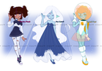 [CLOSED! thank you!!] Aquatic Adopts by angryNB