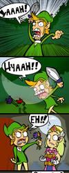 Elf Of Few Words by ZoDy