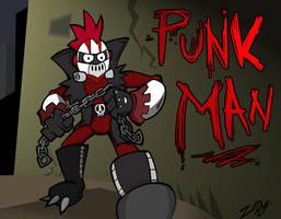 Punk Man by ZoDy