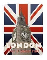 London - Isn't it about time by SirInkman