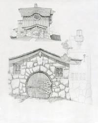Warden House by SirInkman