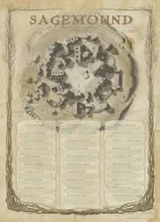 Sagemound [back page] by SirInkman