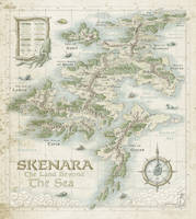 Skenara [Land Beyond the Sea] by SirInkman