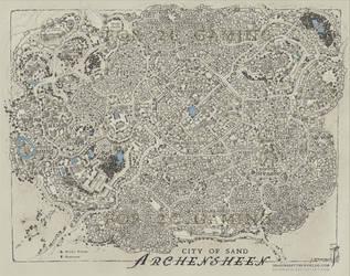 Archensheen [Final] by sirinkman by SirInkman