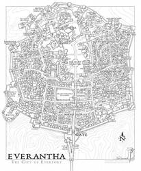 Everantha by SirInkman