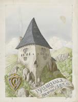 Briarhall [in the Bramblewold] by SirInkman