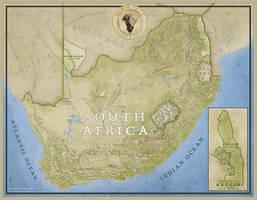 Born Free safaris - South Africa by SirInkman