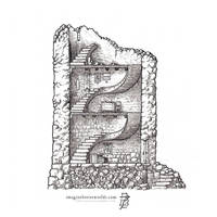 Cyclopean Walls by SirInkman