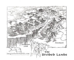 The Divided Lands by SirInkman