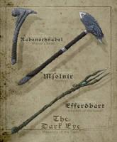 Weapons of the Gods [The Dark Eye] by SirInkman
