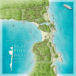 Black Point Beach by SirInkman