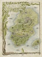 The Isle of Ynes by SirInkman