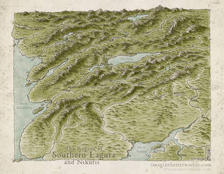 Southern Lagura by SirInkman