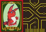 Card Elecmon by JAMES390