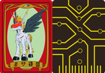 Card Unimon by JAMES390
