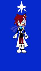 Elise the Hedgehog by SonicSpyroNiGHTS-Fan