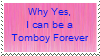 Tomboys by PhilosophicalBunny