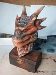 Draco Dragonheart by Luzerrante