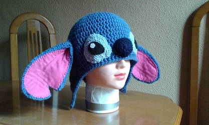 Stich Crochet hat by Luzerrante