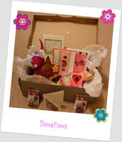 Charity box by moonwolf17