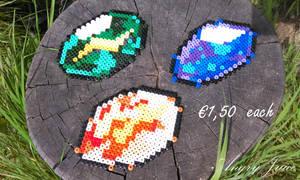 Stones beads by xGirugameshx