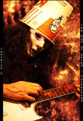 Buckethead - Photomanip' by Fantaisy-Diru