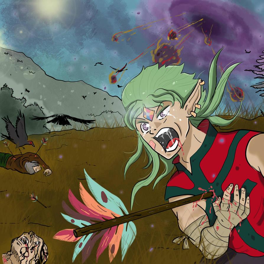 The Arrow by Gendgi