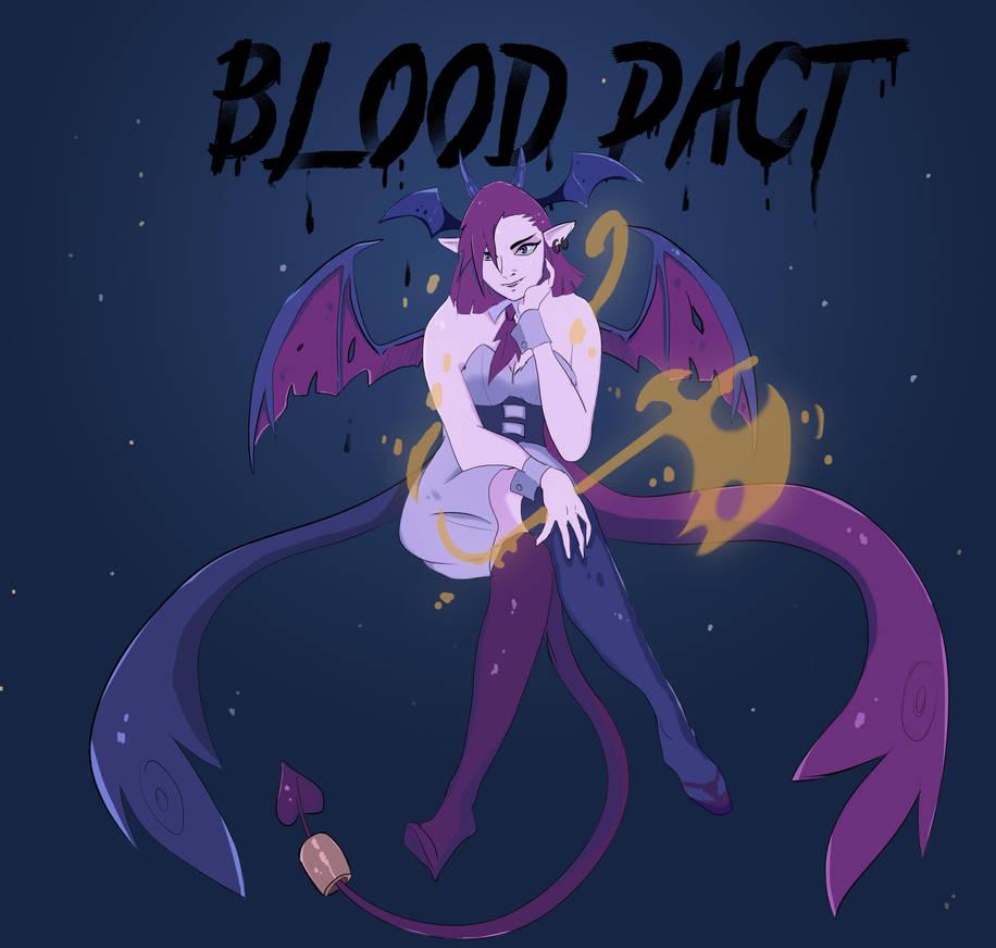 Blood Pact by Gendgi