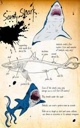 Sand Sharks by Gendgi