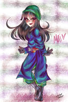Maiii by dbz-senpai
