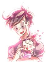 daddy's little girl by dbz-senpai