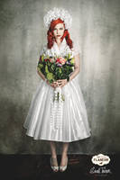 vintage wedding editorial no.4 by snottling1