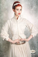 vintage wedding editorial no.8 by snottling1
