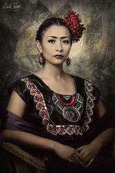Homage to Frida Kahlo by snottling1