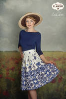 Vintage Flaneur France editorial No.15 by snottling1